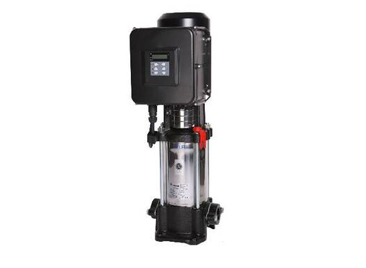 Pressure Booster with VFD